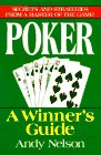 Poker: A Winner's Guide
