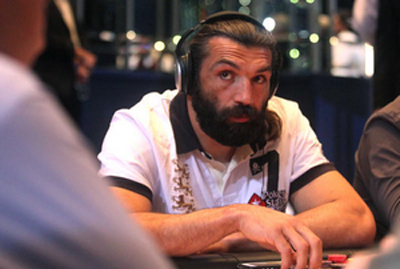 Poker News La Maison Du Bluff Sebastien Chabal Among The